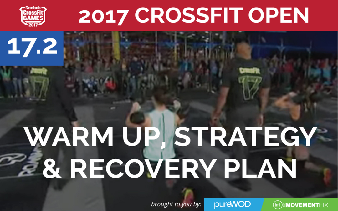 Prep, Strategy and Recovery for CrossFit Open Workout 17.2 (and Prime Protein Giveaway)